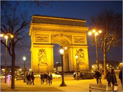 Fujii My Travel Diary A View Of Paris